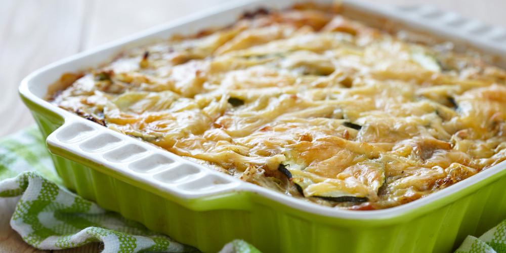 Recette Gratin de courgette et pommes de terre à la ...