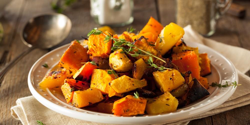 Recette Légumes rôtis à l'origan et au miel facile   Mes recettes faciles