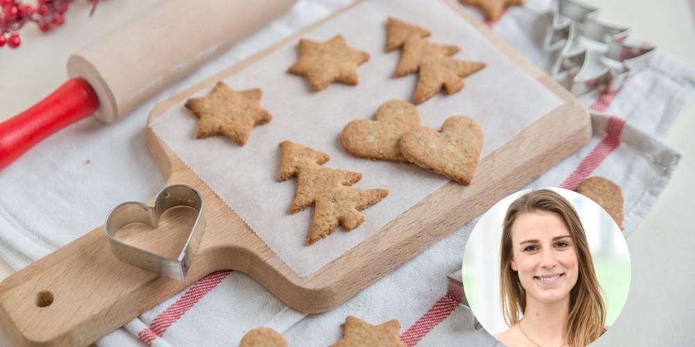 Recette Biscuits Sables De Noel De Camille Gagnante Du Meilleur Patissier Facile Mes Recettes Faciles