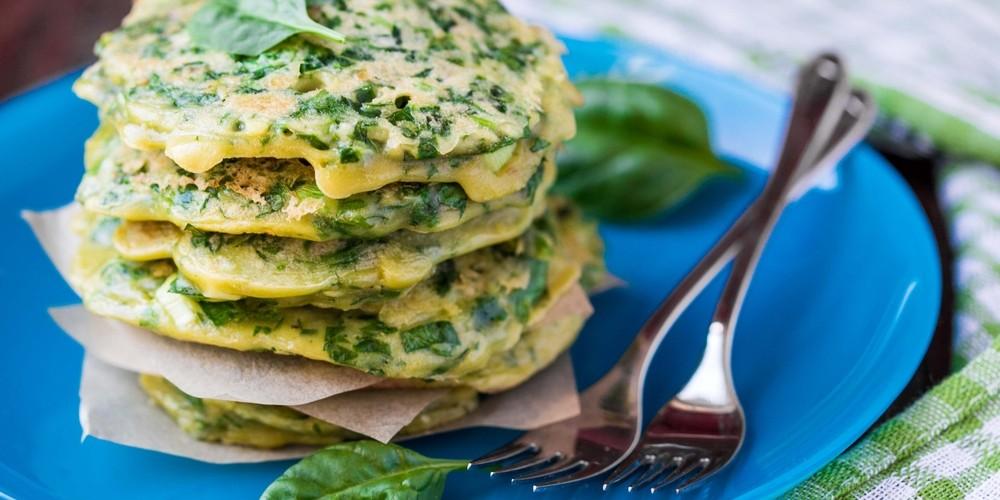Recette Pancakes au chou facile | Mes recettes faciles