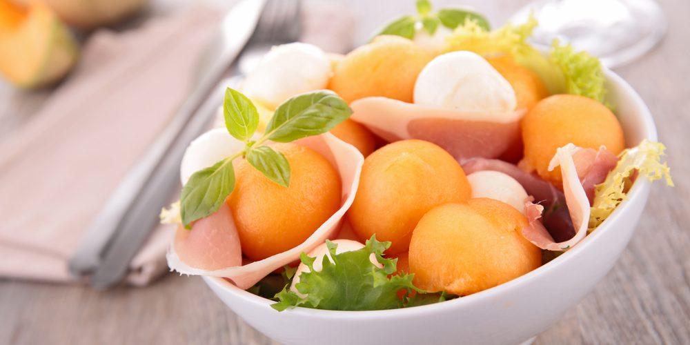 #salade_melon