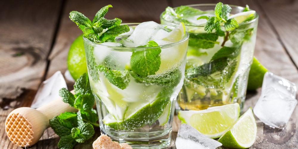 Recette Virgin mojito (sans alcool) facile   Mes recettes faciles