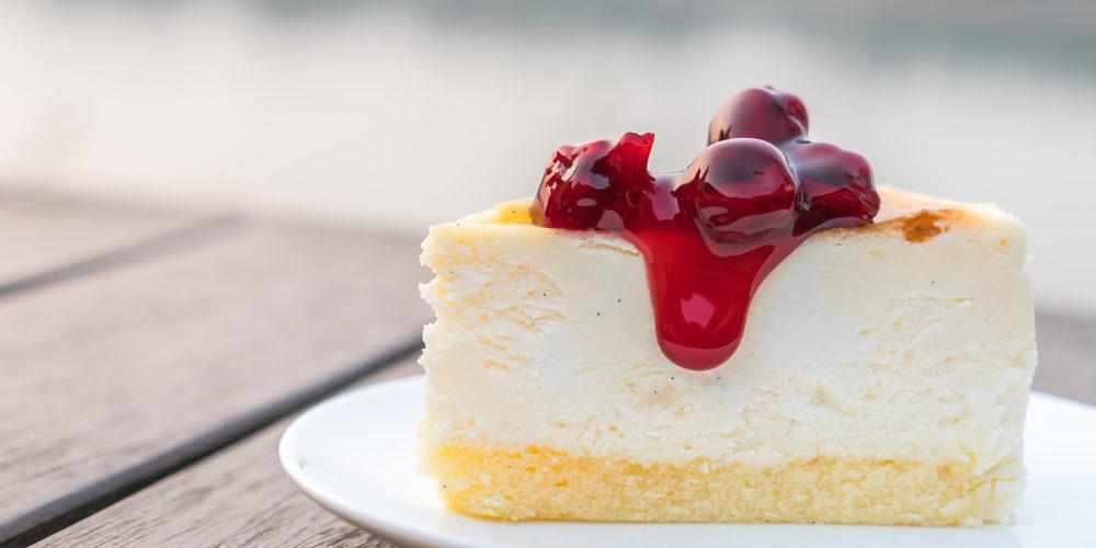 Recette Gâteau léger au fromage blanc facile | Mes ...