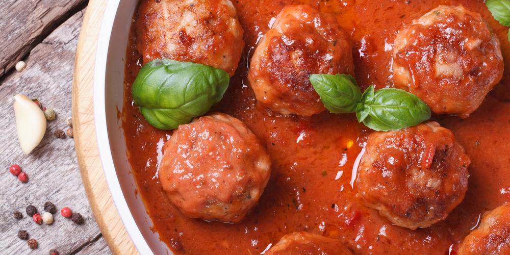 Recette Boulettes De Boeuf à La Sauce Tomate Au Cookeo Facile Mes Recettes Faciles