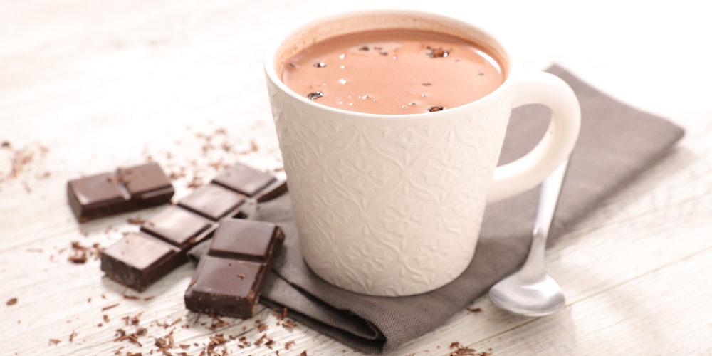 Véritable chocolat chaud maison